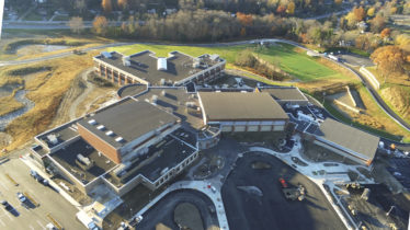 Peters Township New High School