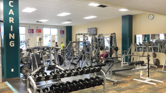 Vernon Township New YMCA Branch